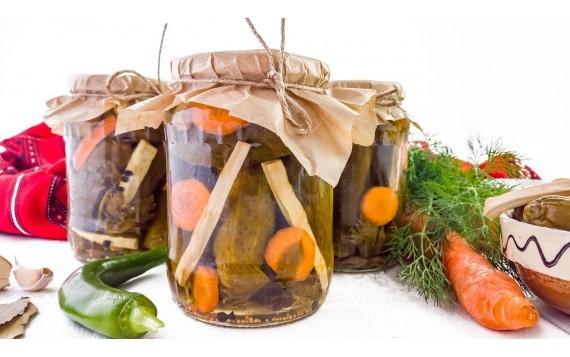 Salata de castraveti murati
