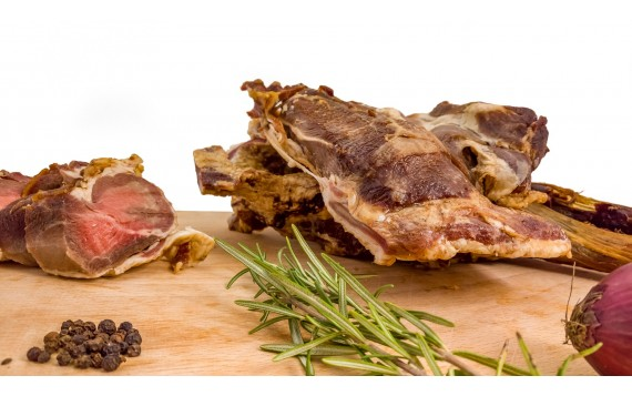 Ciolan de porc afumat (fara os)