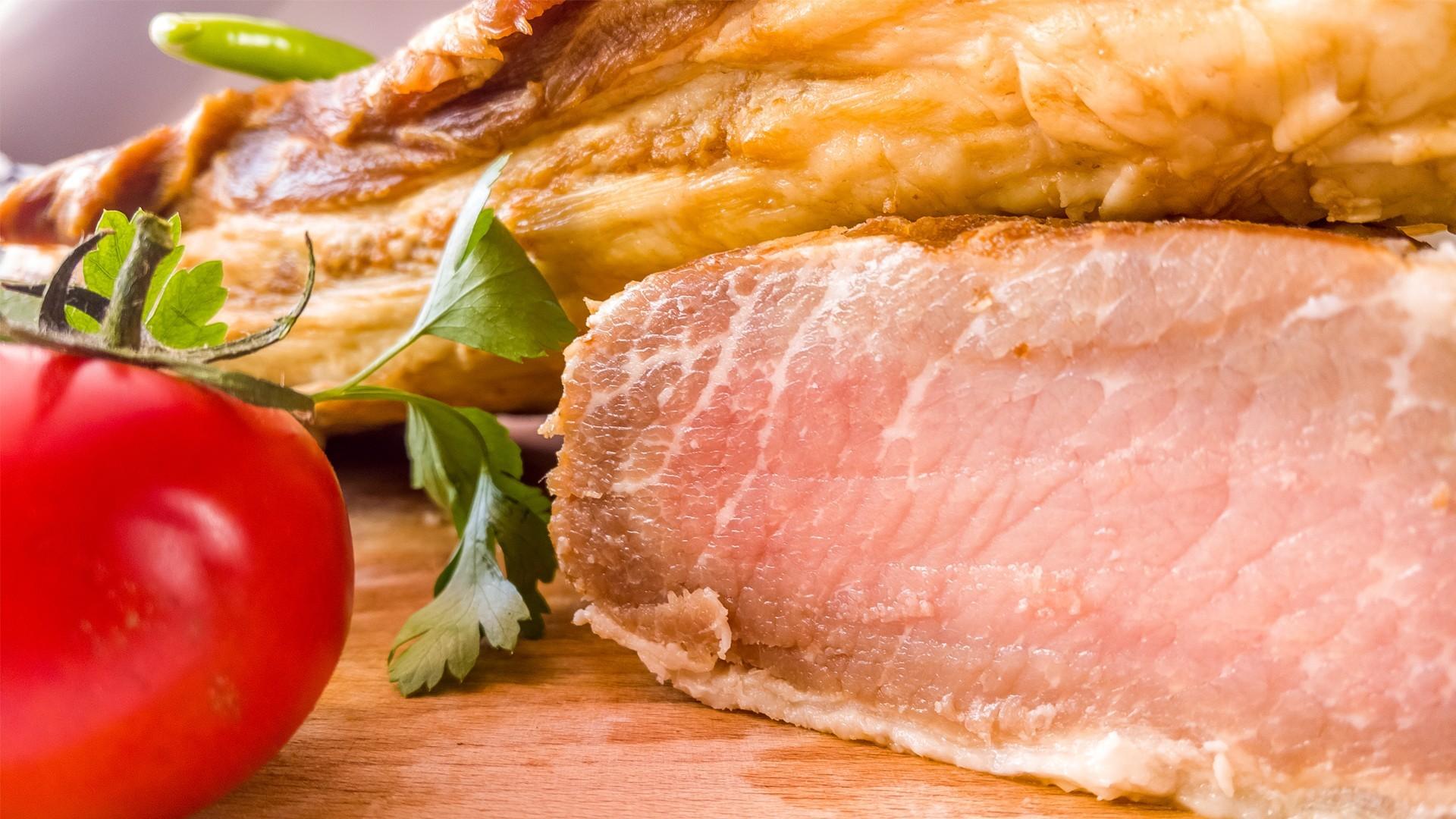 Cotlet de porc afumat